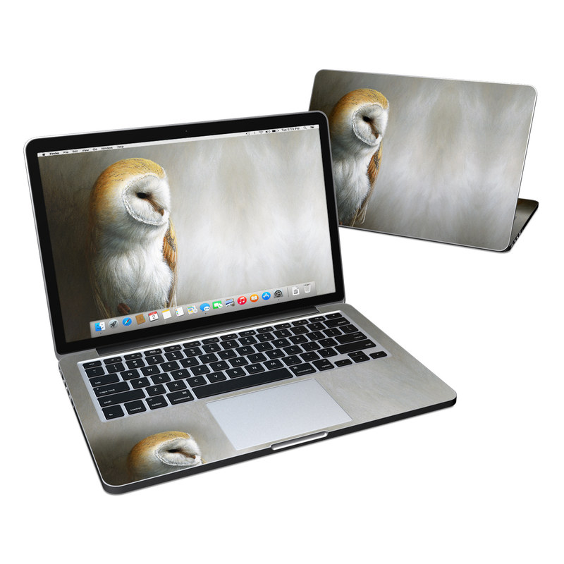 Barn Owl MacBook Pro Retina 13-inch Skin