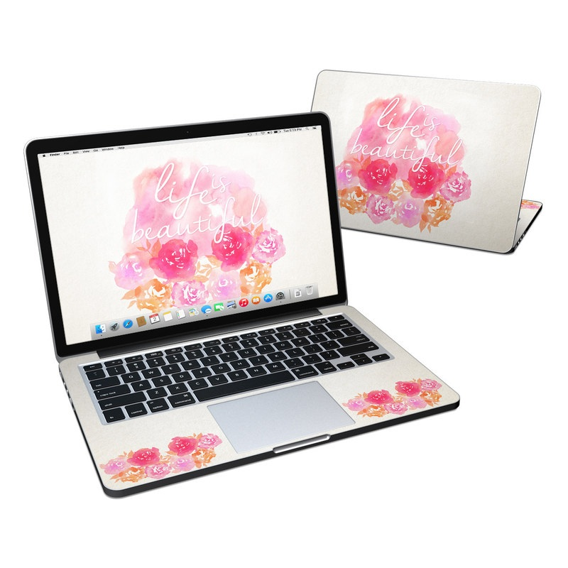 Beautiful MacBook Pro Retina 13-inch Skin