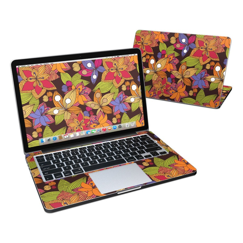 Blooming MacBook Pro Retina 13-inch Skin
