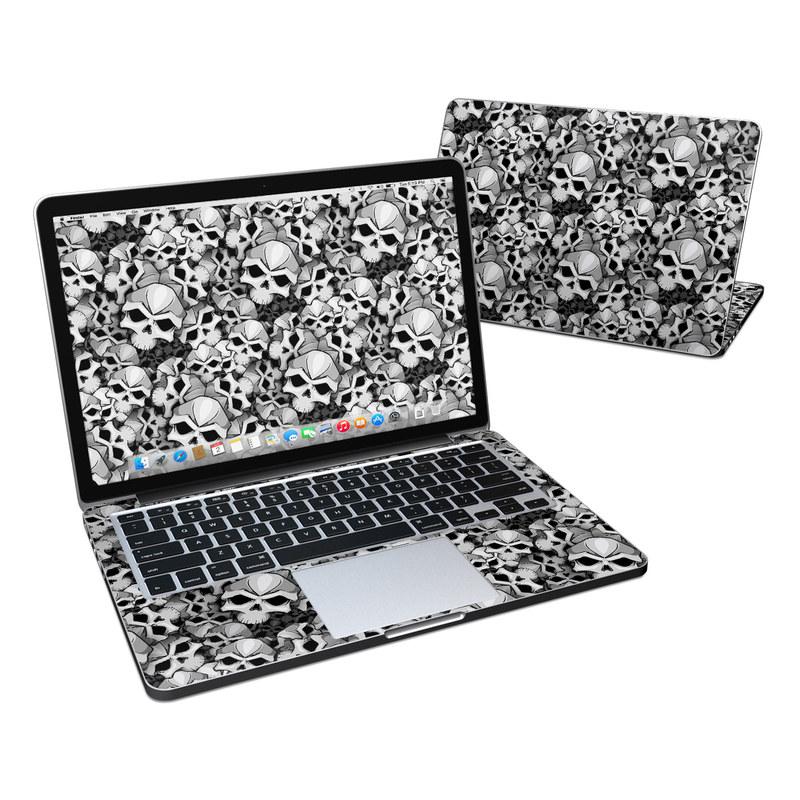 Bones MacBook Pro Retina 13-inch Skin
