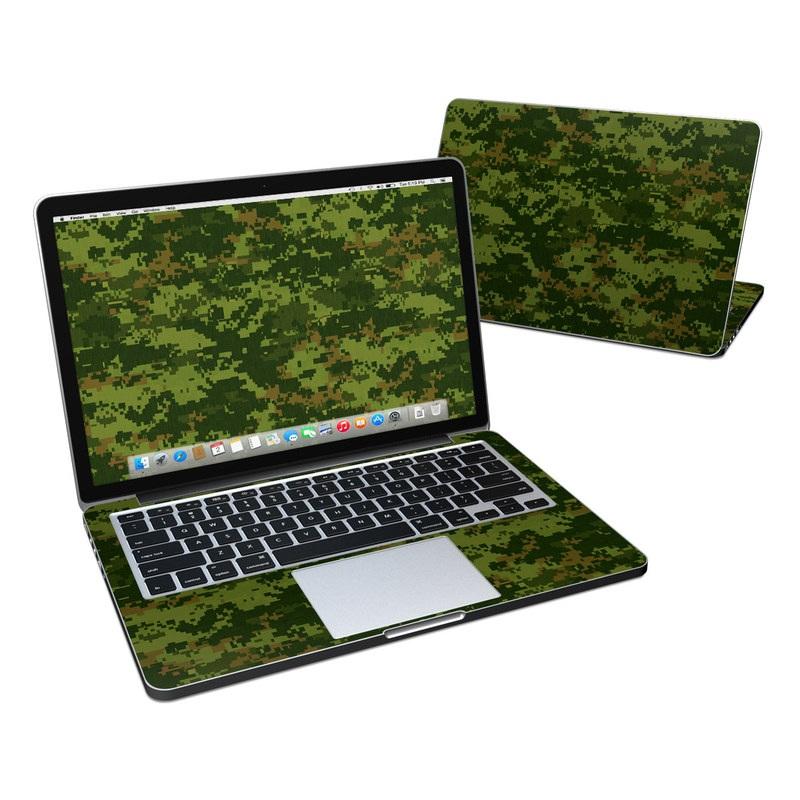CAD Camo MacBook Pro Retina 13-inch Skin