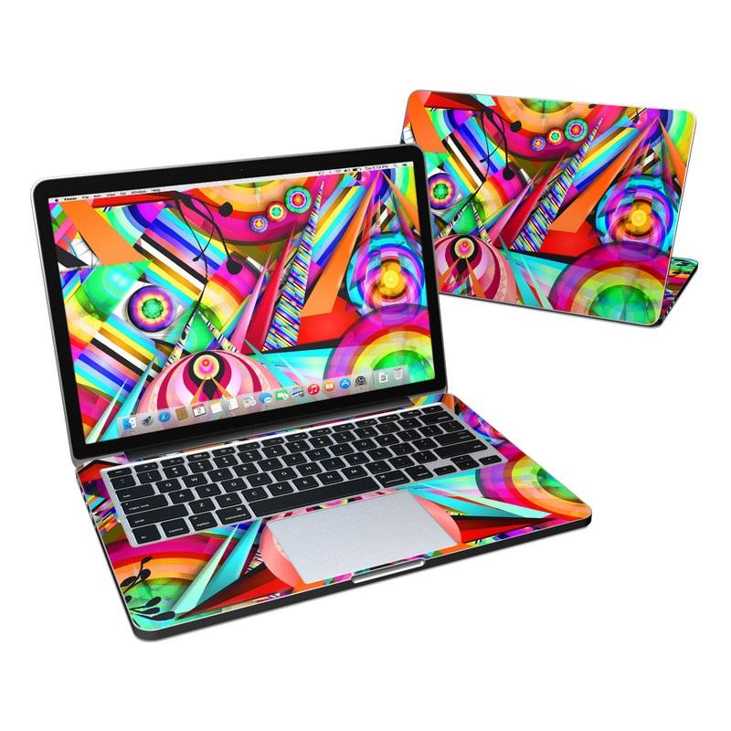 Calei MacBook Pro Retina 13-inch Skin