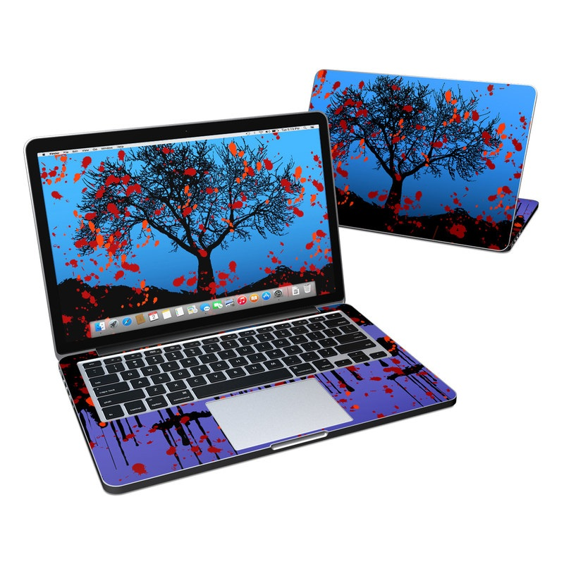 Cold Winter MacBook Pro Retina 13-inch Skin