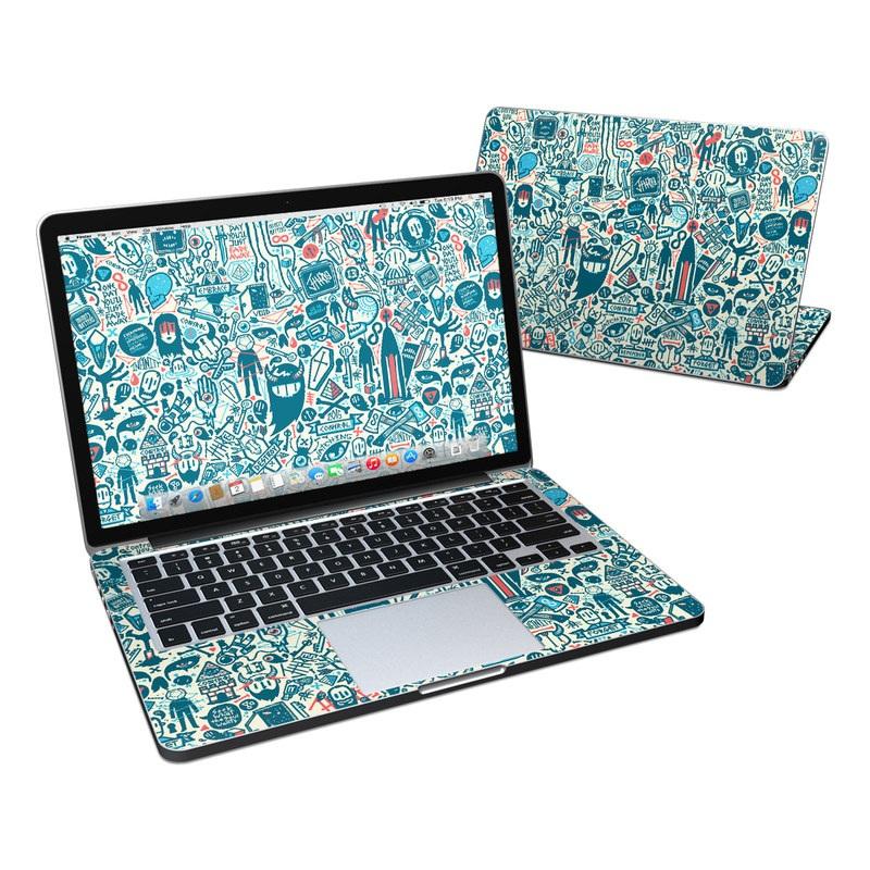 Committee MacBook Pro Retina 13-inch Skin