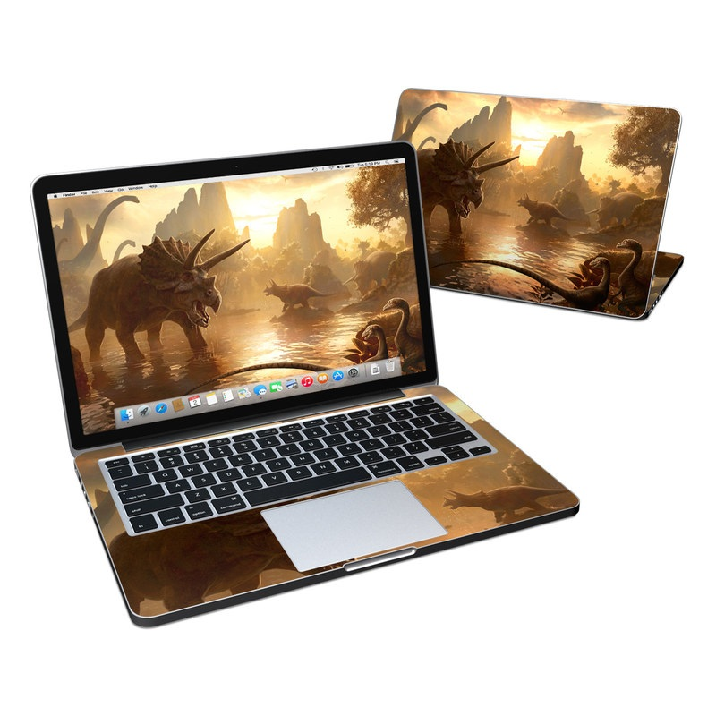Cretaceous Sunset MacBook Pro Retina 13-inch Skin