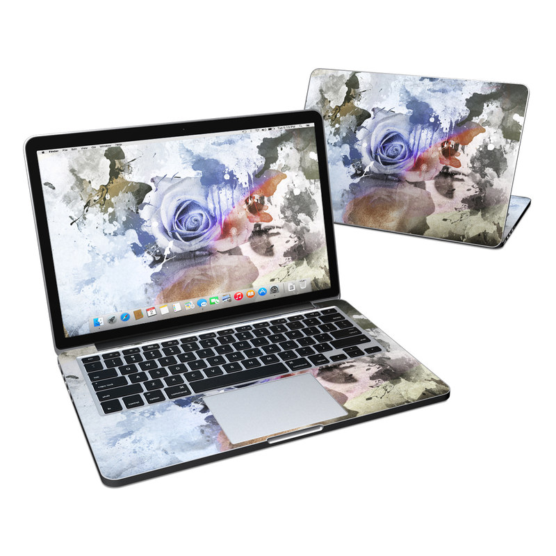 Days Of Decay MacBook Pro Pre 2016 Retina 13-inch Skin