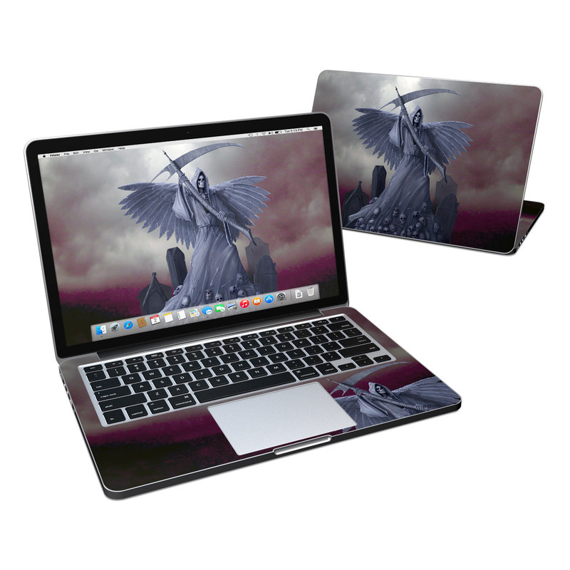 Death on Hold MacBook Pro Retina 13-inch Skin