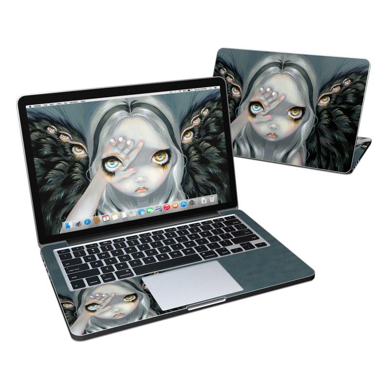 Divine Hand MacBook Pro Retina 13-inch Skin