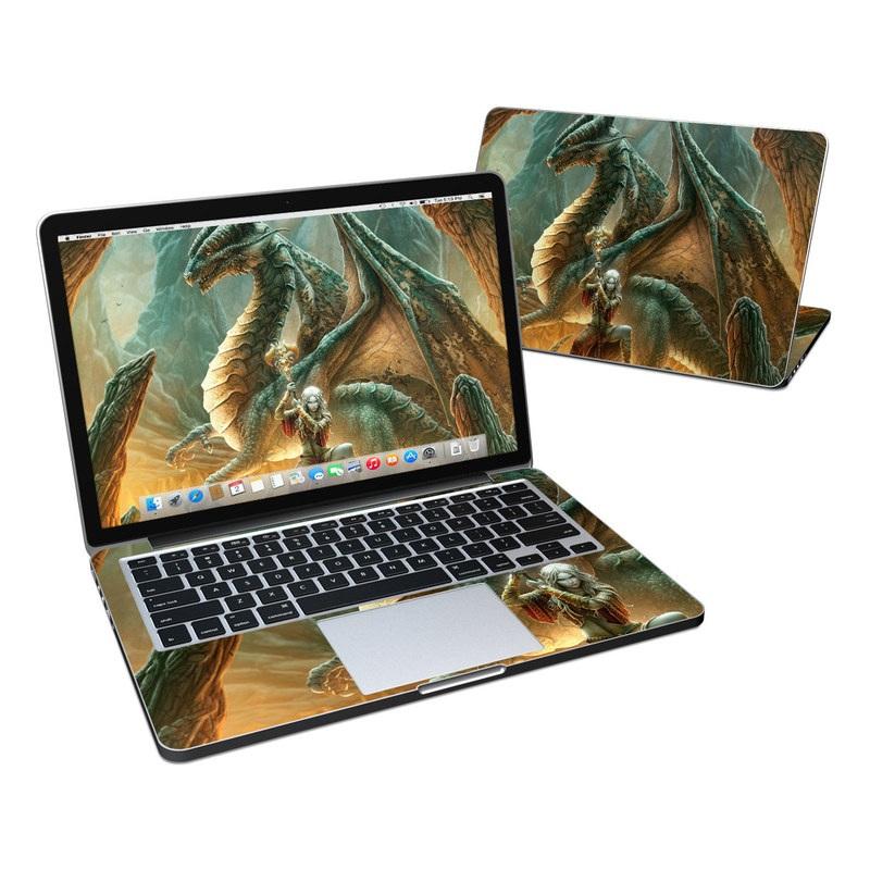 Dragon Mage MacBook Pro Retina 13-inch Skin