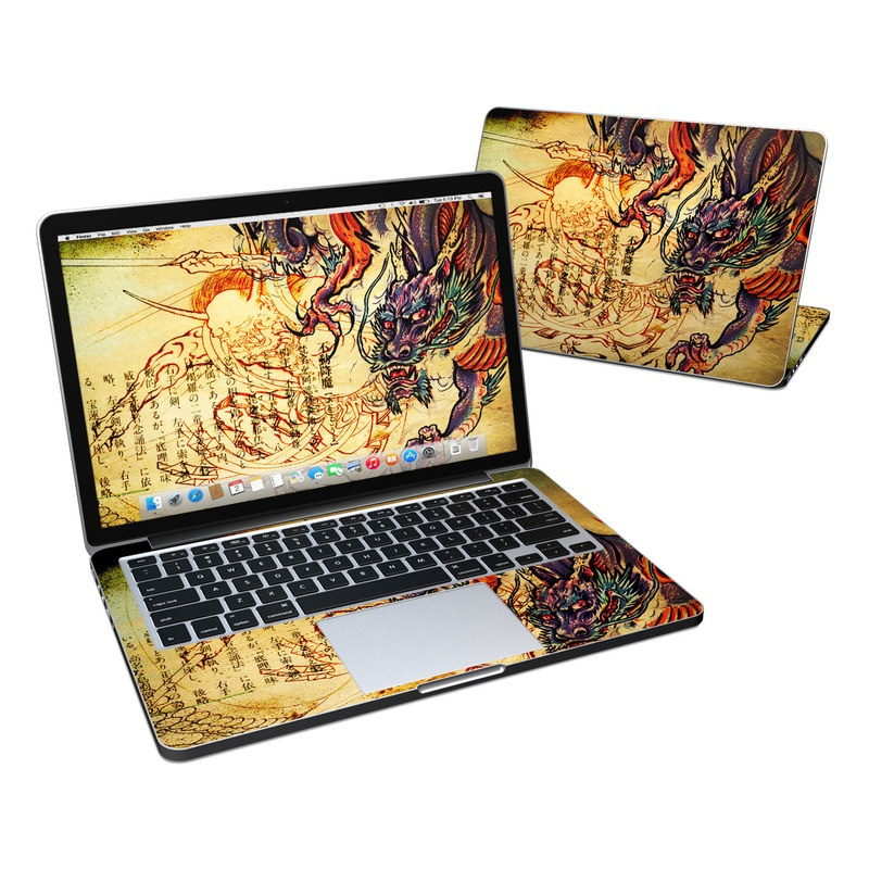 Dragon Legend MacBook Pro Retina 13-inch Skin
