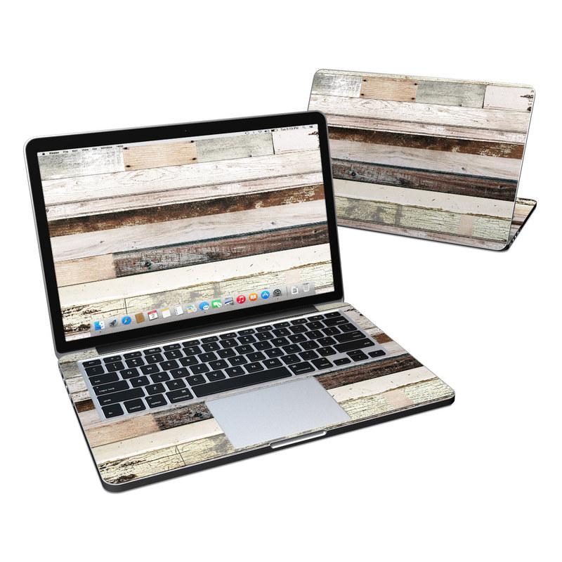 Eclectic Wood MacBook Pro Retina 13-inch Skin