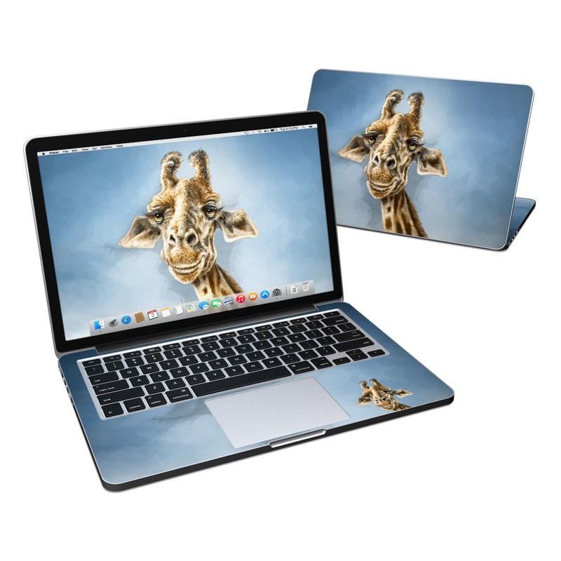 Giraffe Totem MacBook Pro Retina 13-inch Skin