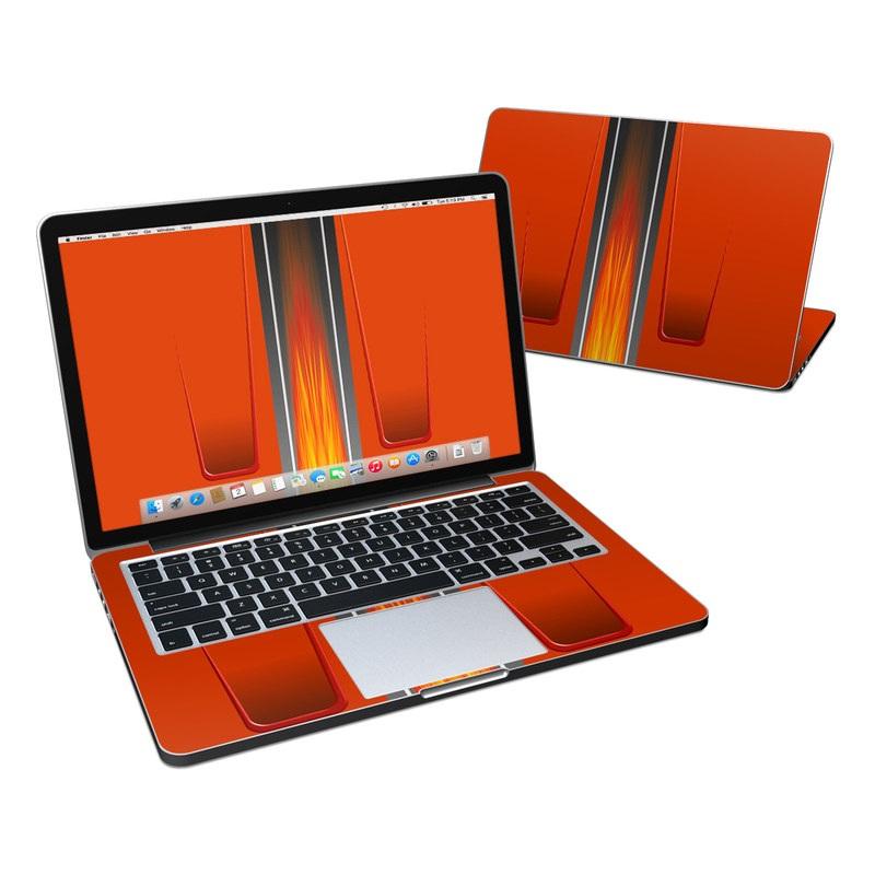Hot Rod MacBook Pro Retina 13-inch Skin