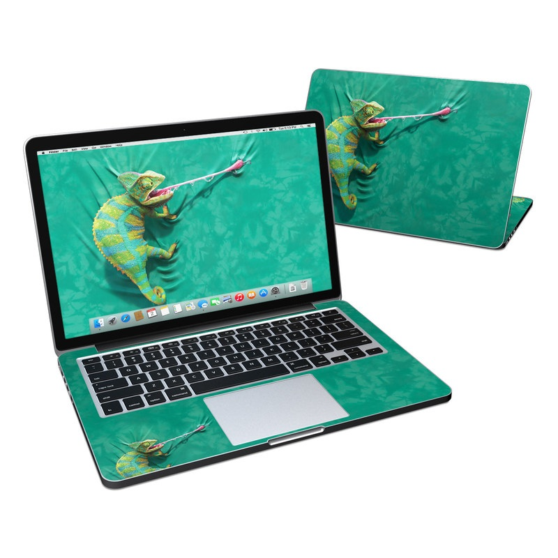 Iguana MacBook Pro Retina 13-inch Skin