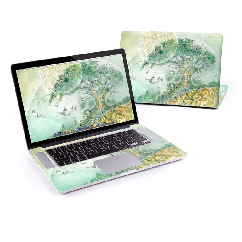 Inner Workings MacBook Pro Pre 2016 Retina 13-inch Skin