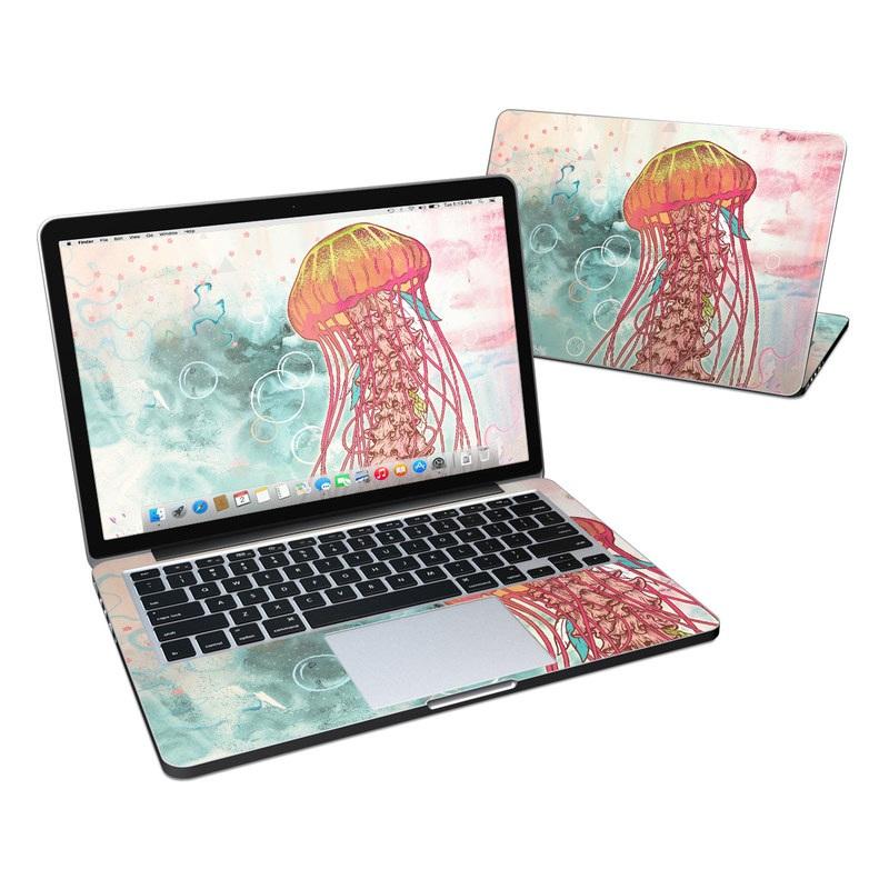 Jellyfish MacBook Pro Retina 13-inch Skin