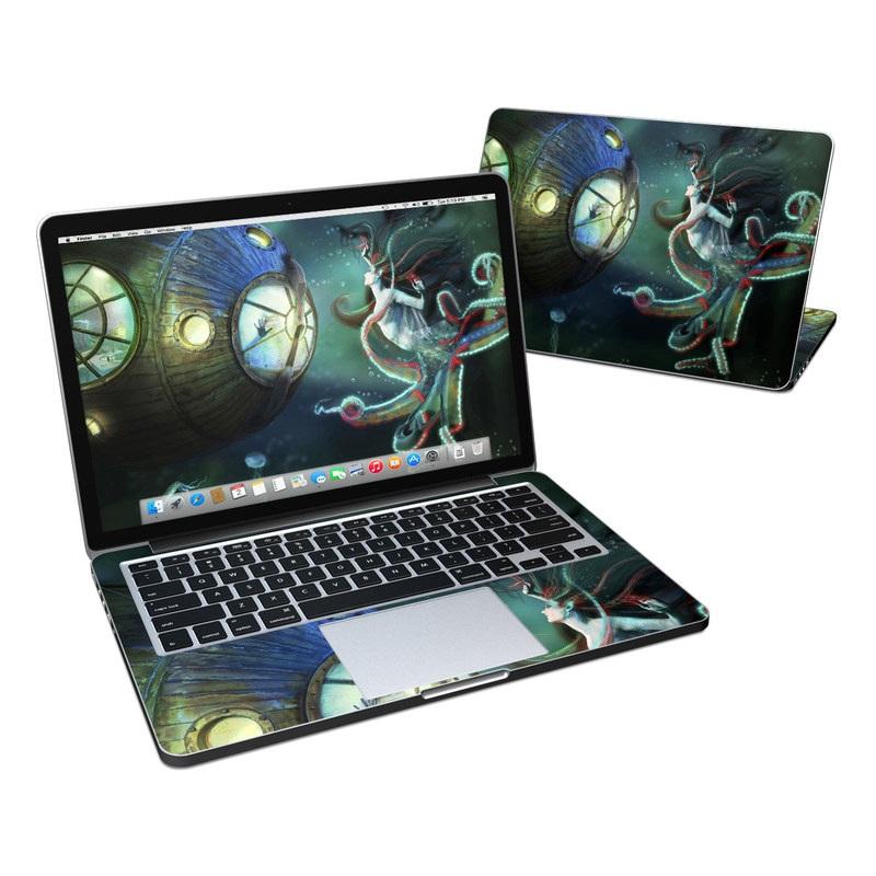 20000 Leagues MacBook Pro Retina 13-inch Skin
