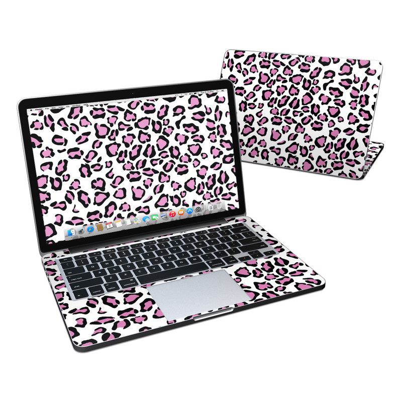 Leopard Love MacBook Pro Retina 13-inch Skin