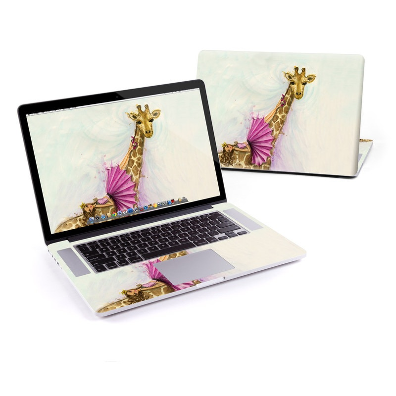 Lounge Giraffe MacBook Pro Pre 2016 Retina 13-inch Skin