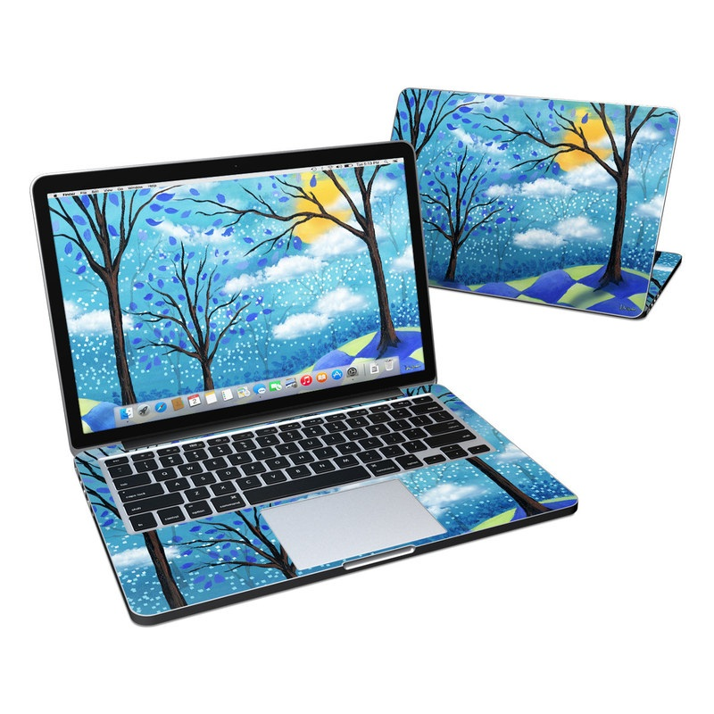Moon Dance Magic MacBook Pro Retina 13-inch Skin