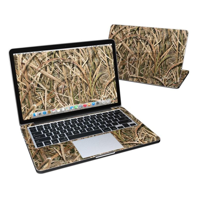 Shadow Grass Blades MacBook Pro Retina 13-inch Skin