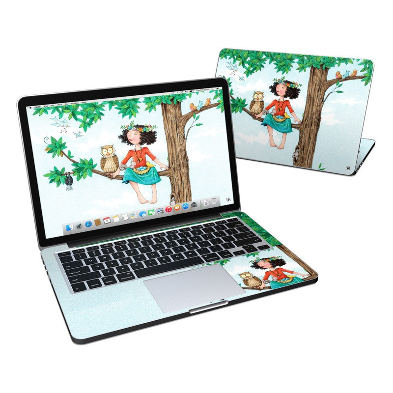 Never Alone MacBook Pro Retina 13-inch Skin