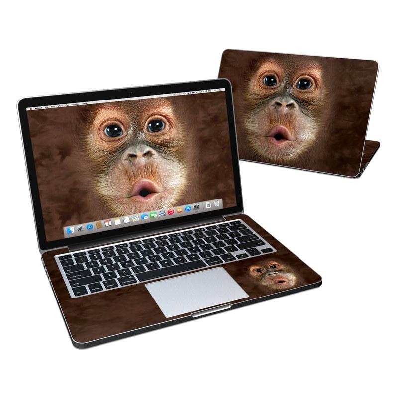 Orangutan MacBook Pro Retina 13-inch Skin