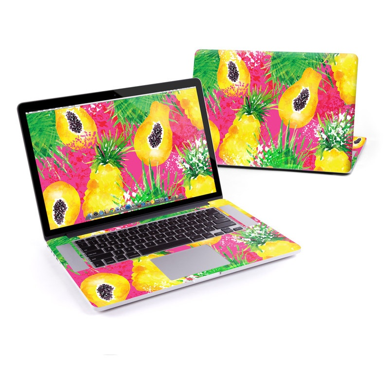 Passion Fruit MacBook Pro Retina 13-inch Skin