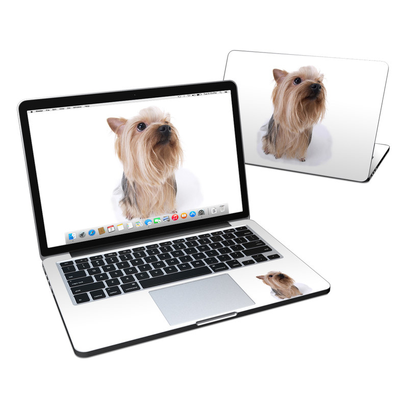 Puppy Love 2 MacBook Pro Retina 13-inch Skin