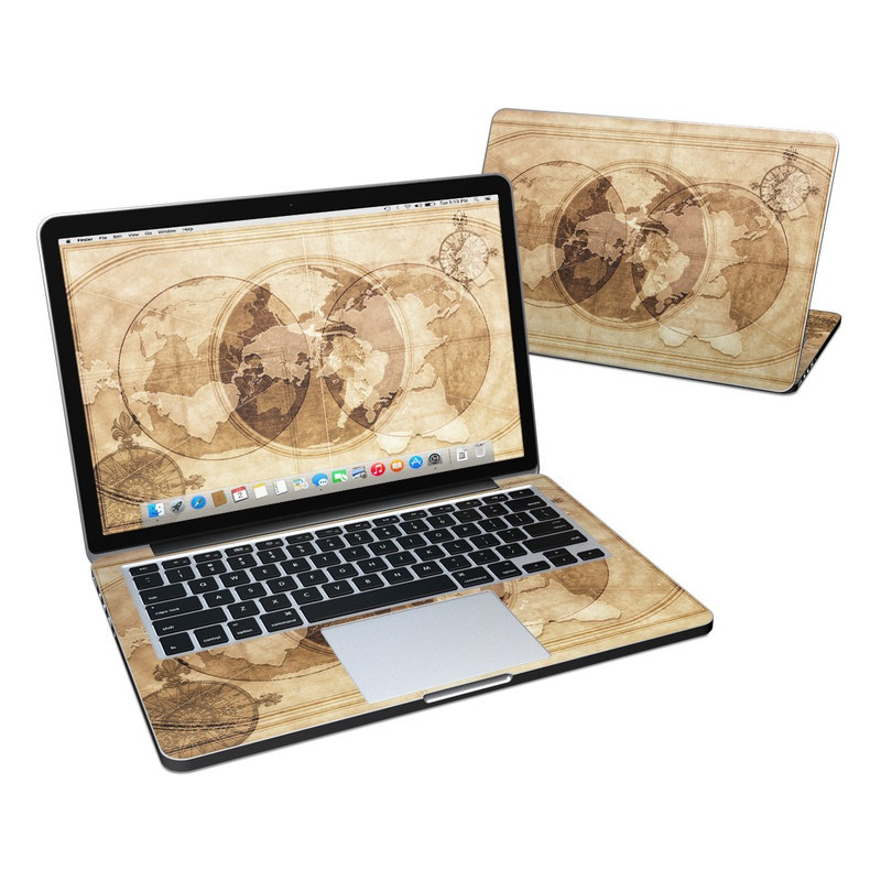 Quest MacBook Pro Retina 13-inch Skin