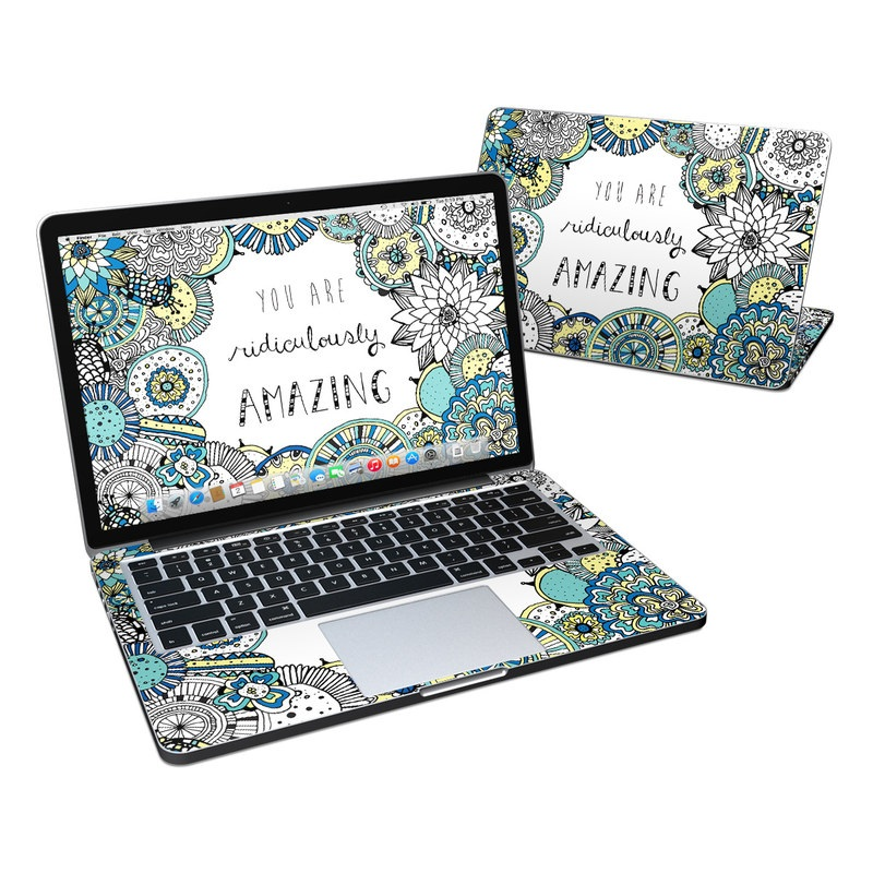 You Are Ridic MacBook Pro Retina 13-inch Skin