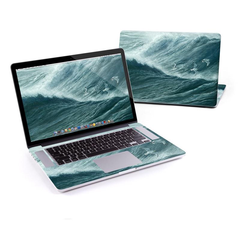 Riding the Wind MacBook Pro Retina 13-inch Skin