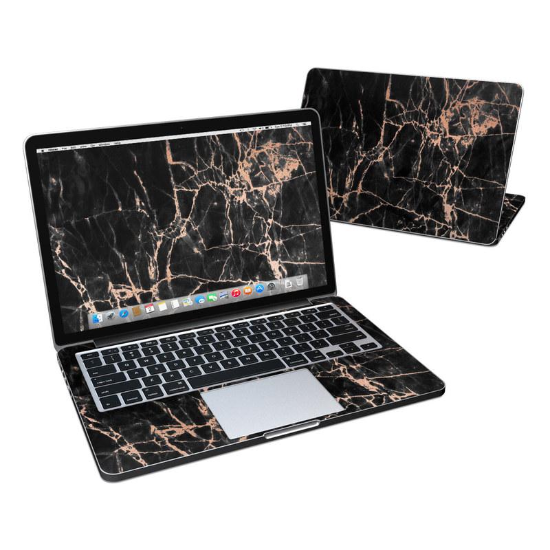 Rose Quartz Marble MacBook Pro Retina 13-inch Skin
