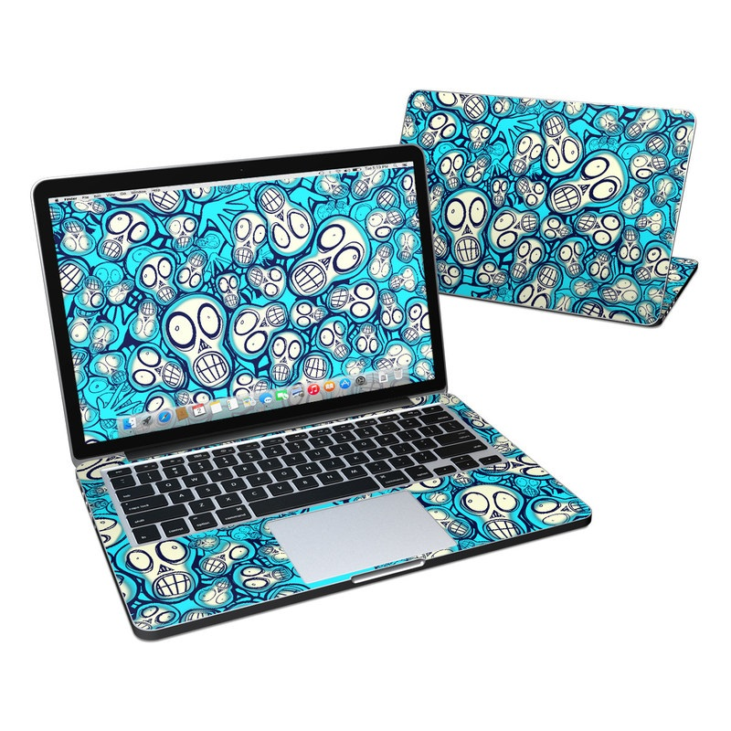 Satch Face MacBook Pro Retina 13-inch Skin