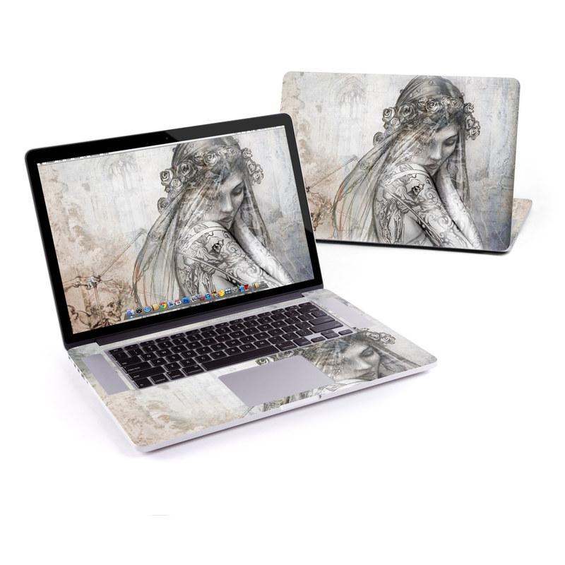 Scythe Bride MacBook Pro Retina 13-inch Skin