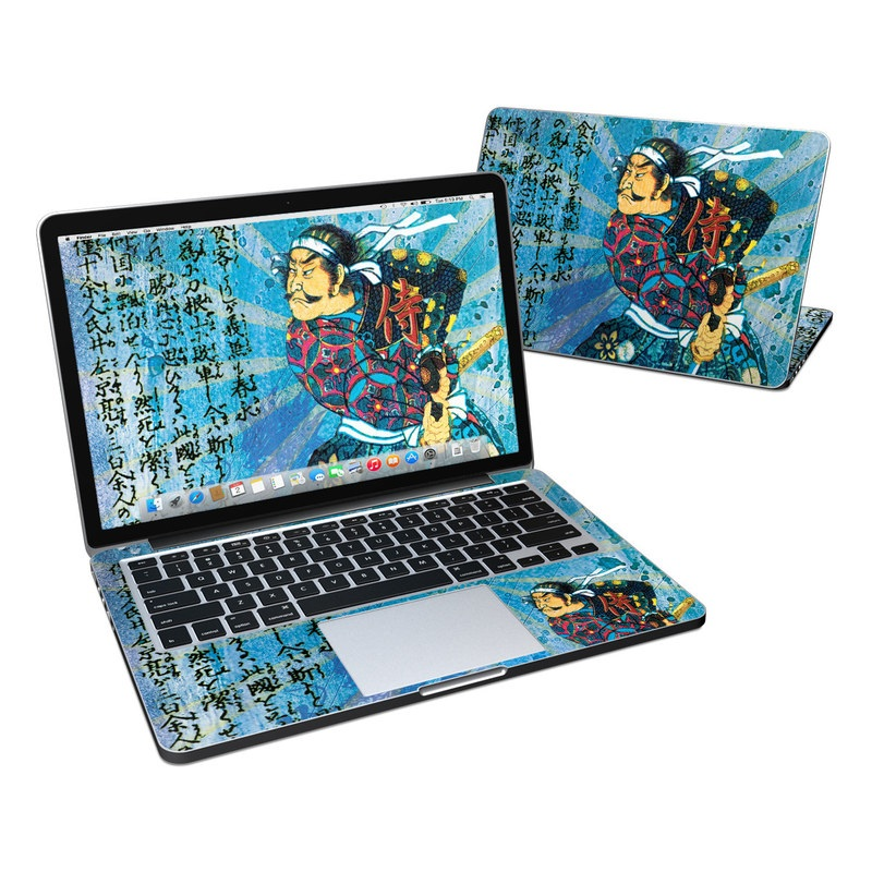 Samurai Honor MacBook Pro Retina 13-inch Skin