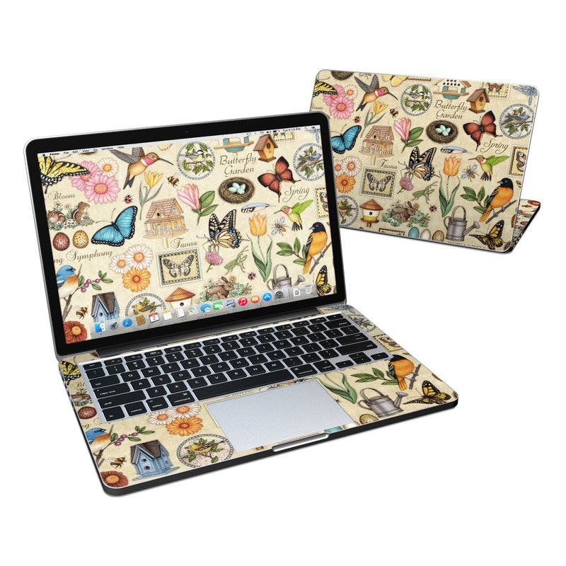 Spring All MacBook Pro Retina 13-inch Skin