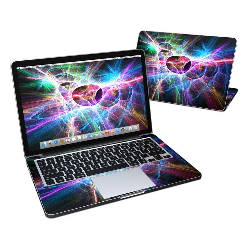 Static Discharge MacBook Pro Retina 13-inch Skin