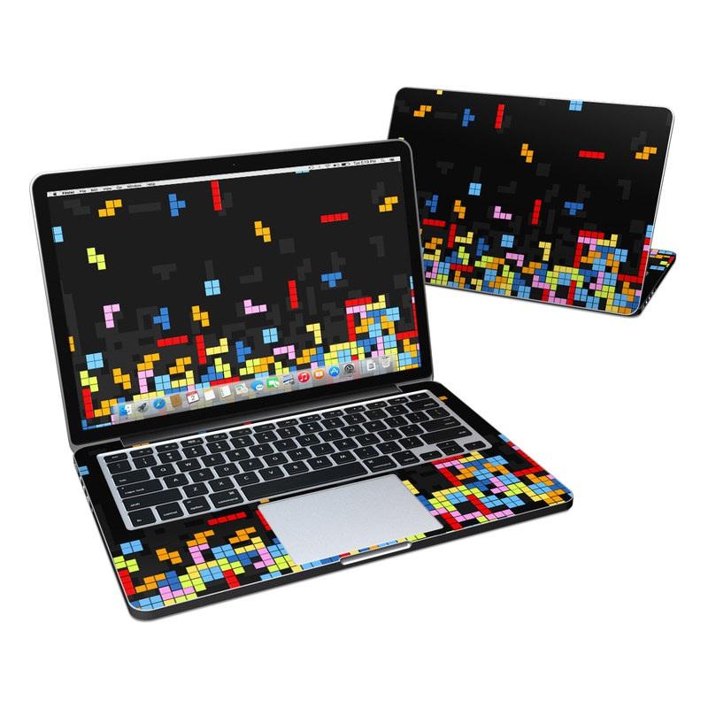 Tetrads MacBook Pro Retina 13-inch Skin