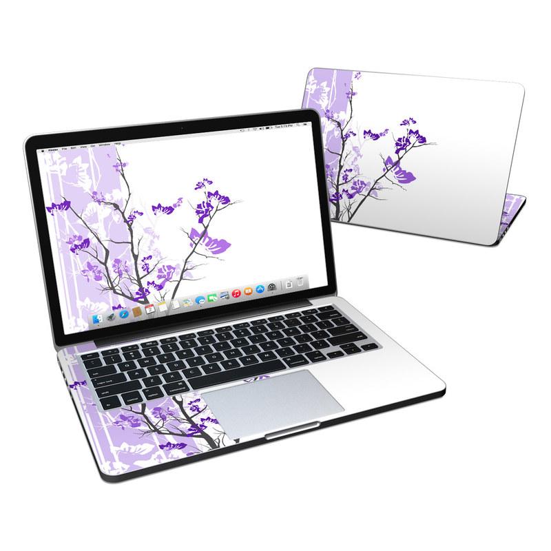 Violet Tranquility MacBook Pro Pre 2016 Retina 13-inch Skin