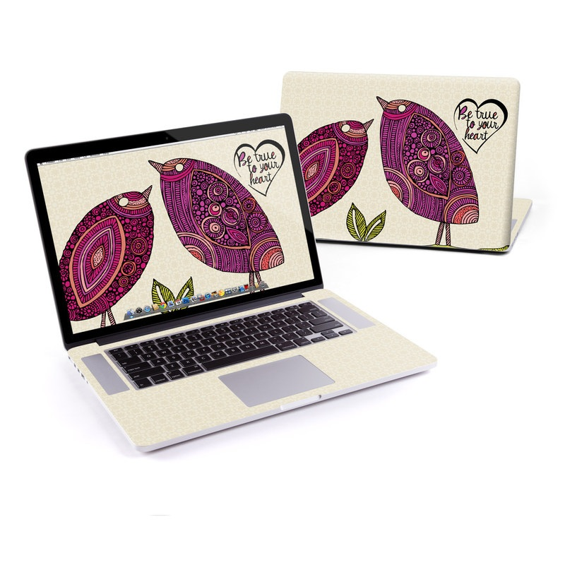 True Birds MacBook Pro Retina 13-inch Skin