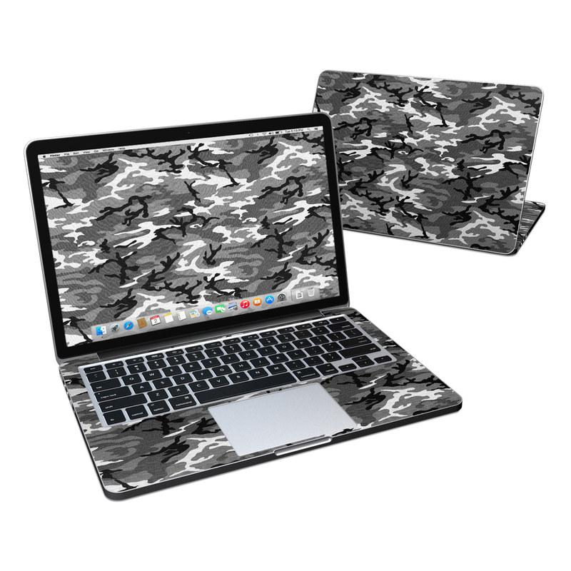 Urban Camo MacBook Pro Pre 2016 Retina 13-inch Skin