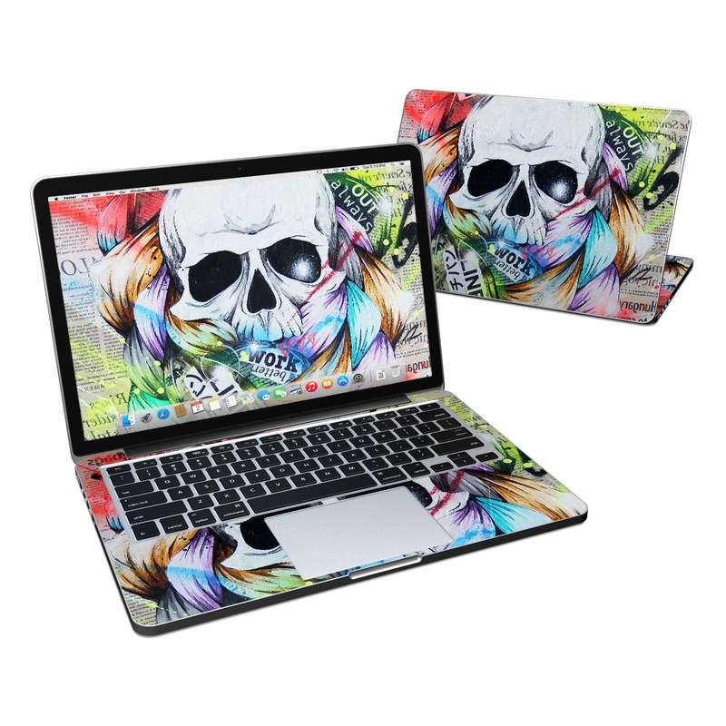Visionary MacBook Pro Retina 13-inch Skin