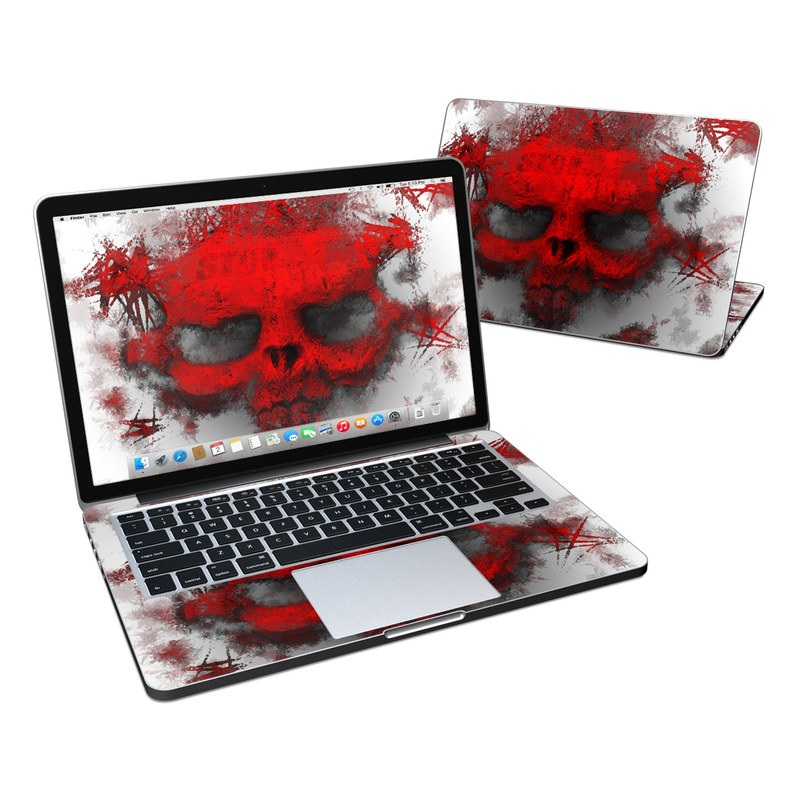 War Light MacBook Pro Pre 2016 Retina 13-inch Skin