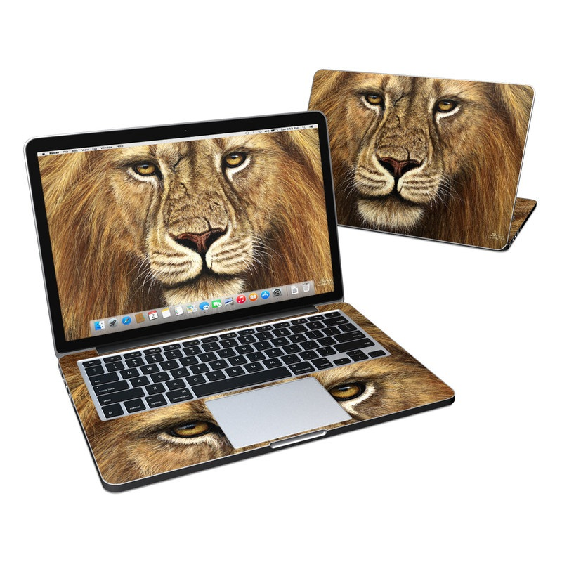 Warrior MacBook Pro Retina 13-inch Skin