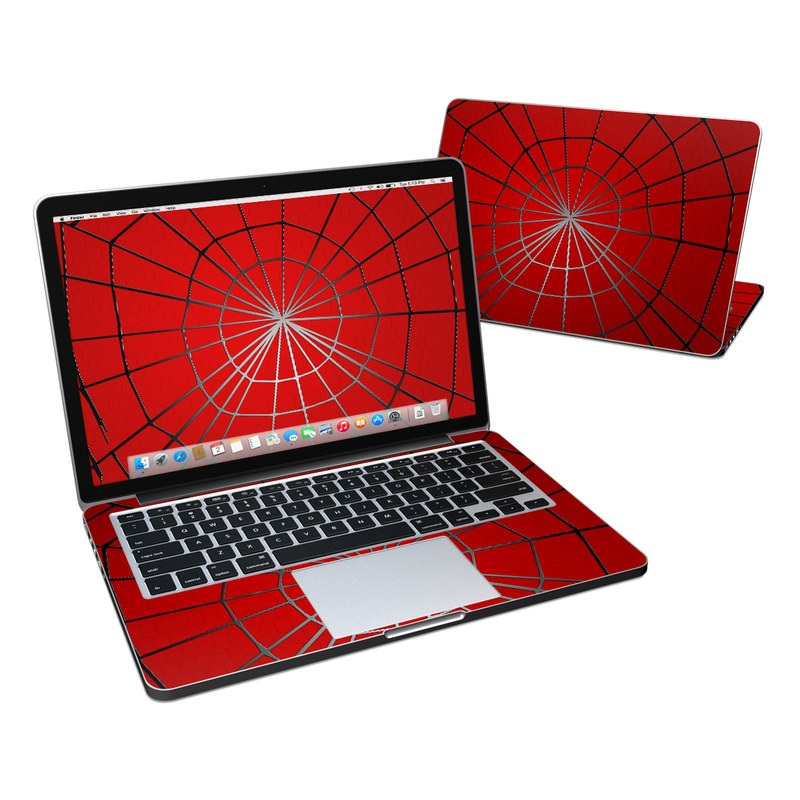 Webslinger MacBook Pro Pre 2016 Retina 13-inch Skin