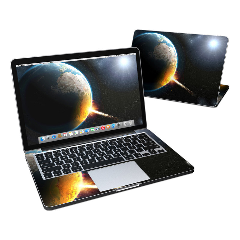 World Killer MacBook Pro Retina 13-inch Skin