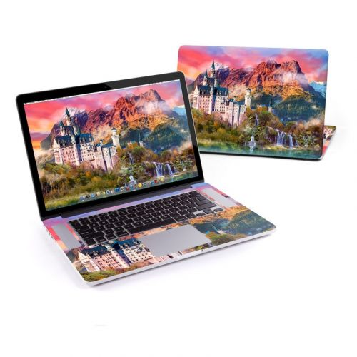 Castle Majesty MacBook Pro Pre 2016 Retina 15-inch Skin