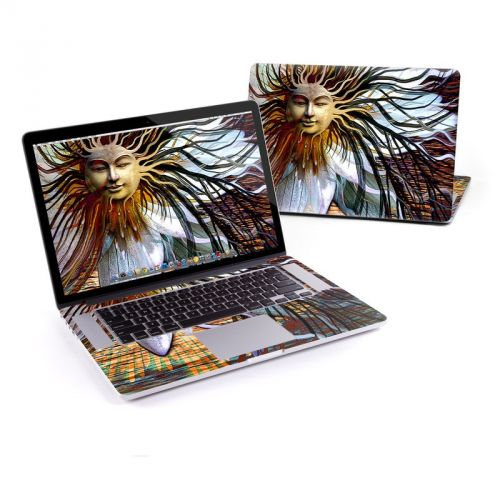 Elemental Dawn MacBook Pro Retina 15-inch Skin