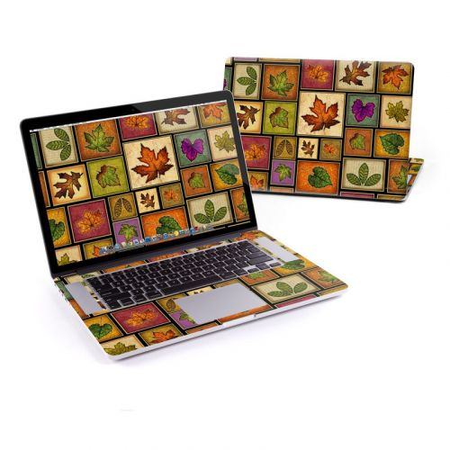 Fall Leaves MacBook Pro Pre 2016 Retina 15-inch Skin